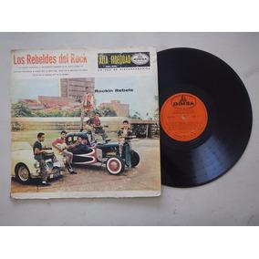 Discos Lp. Los Rebeldes Del Rock 4ele
