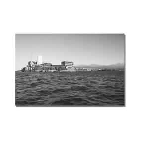Alcatraz Iii Canvas Art By Ariane Moshayedi