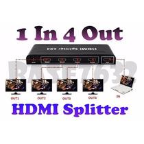 Spliter Hdmi 4 A 1