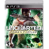 Uncharted Drakes Fortune Ps3 Seminuevo Solo En Igamers