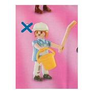 Pintora Sobre Serie 16 Rosa Playmobil 70160
