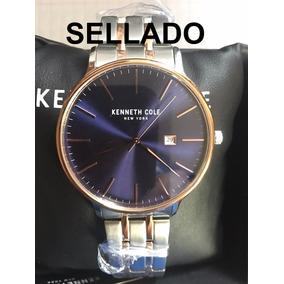 Reloj Kenneth Cole New York Caballero Regalo Elegante Envio