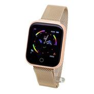 Smartwatch Stone Stm1078 Mesh - Multideporte Pronóstico