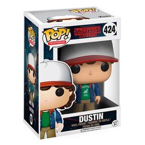 Figura Pop Stranger Things Dustin