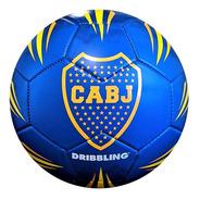 Pelota Fútbol Profesional No.5 Boca Jrs. Licencia Oficial