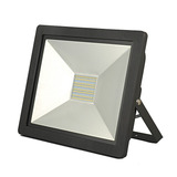 Pack X2 Reflector Led 20w Exterior Aluminio Calidad Premium