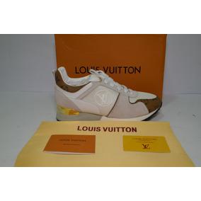 Tenis Louis Vuitton Run Away Blancos Envío Gratis