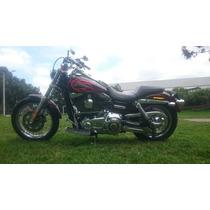 Harley Davidson Dyna Super Glide Versión De Aniversario