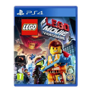The Lego Movie Videogame Formato Físico Ps4 Original