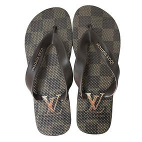 Chinelo Louis Vuitton# Gucci# Últimos Pares Na Promoção