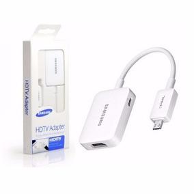 Adaptador Mhl 2.0 Samsung. Trasmite Audio Y Video A Tu Tv