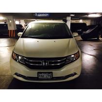 Honda Odyssey 5p Exl V6/3.5 Aut 2014