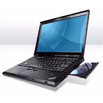 Lenovo T400 Thinkpad Core 2 Duo 250gb Disco 4 Gb Ram