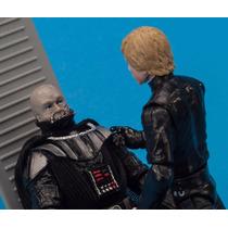 Darth Vader Com Capacete Removivel + Casaco Star Wars!