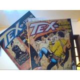 Livro Tex 443 E 444 Vários