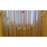 Banderines Personalizados Cumpleaños Baby Shower Casamientos