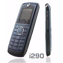 Nextel I290 Motorola N.f Novo Garantia Fino Ptt Na Lateral