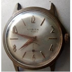 Urbita - Reloj Antiguo, A Cuerda - Para Hombre