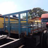 Carroceria De Madeira Para D20 Ou F1000