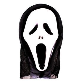 Máscara Pânico Assustadora Terror Halloween Melhor Preço!