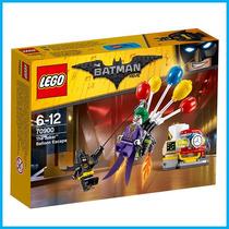 Lego The Batman Movie 70900 A Fuga De Balão Do Coringa