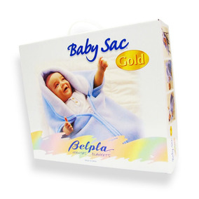 X4 Manta O Batamanta De Polar Babysac Por Mayor