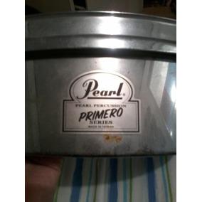 Pearl Primero Steel Timbale Con Trigger Adaptado