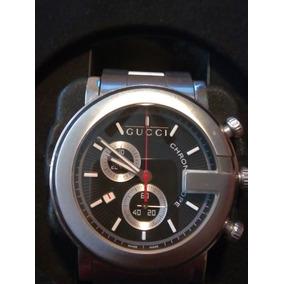 Reloj Gucci Chronoscope Suizo Original