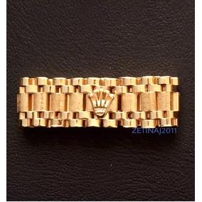 Anillo Rolex De Oro 14kt A Tu Medida Nuevo 10mm