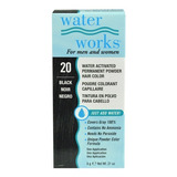 Tinte Cabello Water Works Men Women Permanente Sin Amoníaco