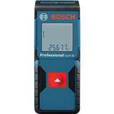 Trena A Laser 30m Glm 30 Bosch