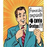 Decoración Chapas Impresas 30 X 40 Promo