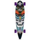 Longboard Waipahu Eyki Iron Skateboards