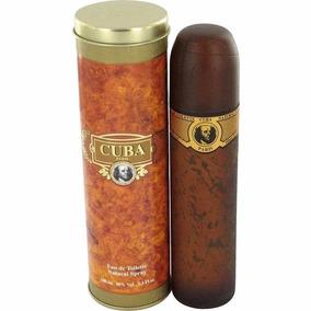 Perfume Caballero Cuba 100 Ml