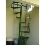 Escada Caracol Pronta Entrega