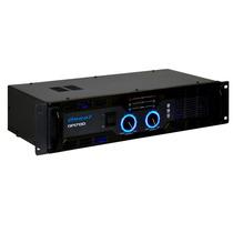 Amplificador De Som Preto Op-1700 - Oneal