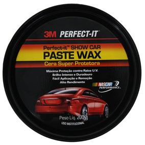 3m Paste Wax 200 Gr - Cera Cristalizadora