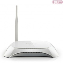 Tp-link Tl-mr3220 Wireless N 150mbps 5 Dbi Antena Removível