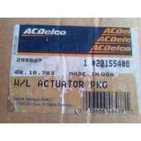 Motor Actuador Delan Derec Pickup/cadillac Acedelco 22155408