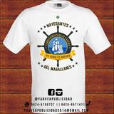 Franela De Los Navegantes Del Magallanes
