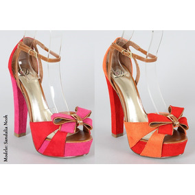 Celebritystore 4 Sandalias Celebrity De Usa En 4 Colores Top