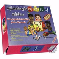 Alfabetização Silábica - Tin-do-le-lê - 1º Ano Frete Grátis!