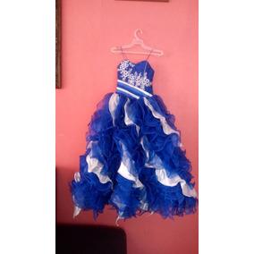 Hermoso Vestido Para Presentación O Cualquier Ocasión