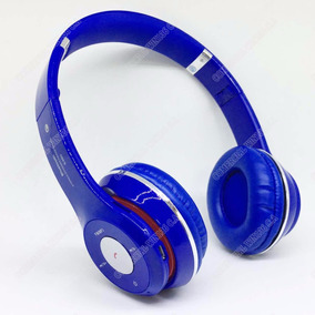 Audifonos Beats Bluetooth Inalambricos Monster Fm Memoria