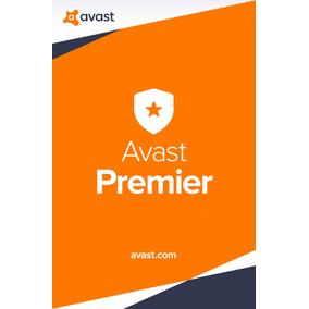 Avast Premier 2018 En Español + Licencia 32 Y 64 Bits