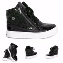 Tênis Rock Code Crocodile Sneaker Musculação Academia