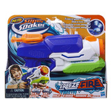 Nerf Super Soaker Freeze Fire 11mts Pistola De Agua Hasbro