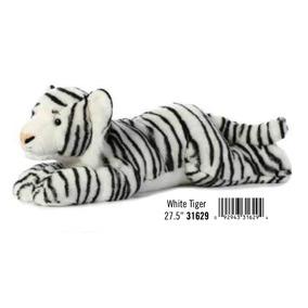 Tigre Blanco Peluche Gigante Aurora Superflopsie 75 Cm