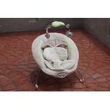 Asiento Porta Bebé Con Vibrador Y Música Fisher Price