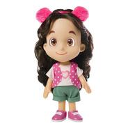Boneca Infantil Articulada Maria Clara 1040 Baby Brink